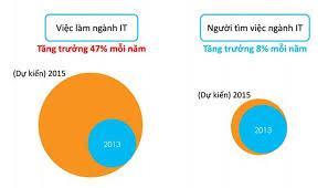 Thiếu hụt nhân sự trong ngành IT ở Việt Nam